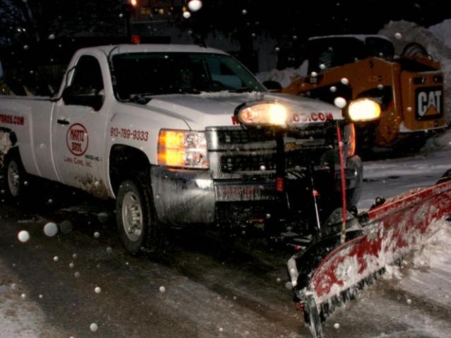 Martz Bros Snow Truck